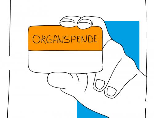 Wollen Sie Organe spenden? Teil 2