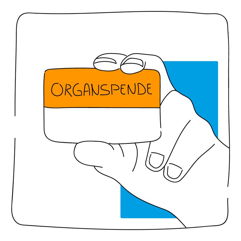 easyCare Organspende