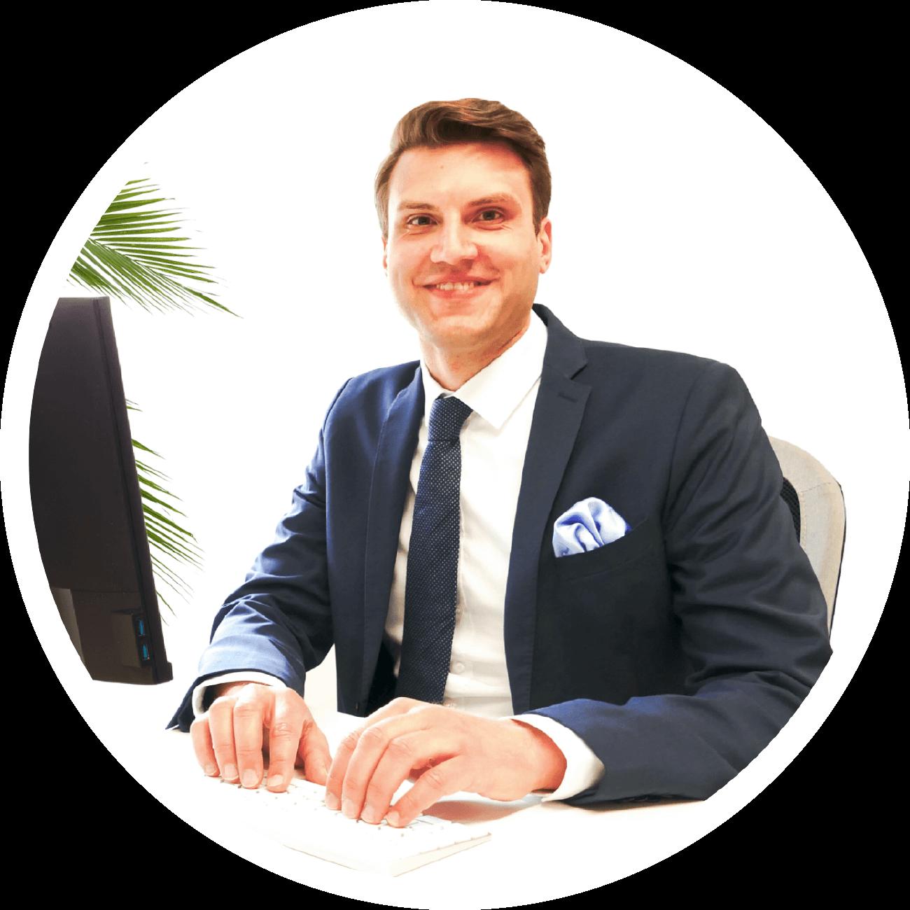 easyCare Mitarbeiter Maximilian Tauber